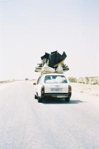 En route vers le Sénégal...