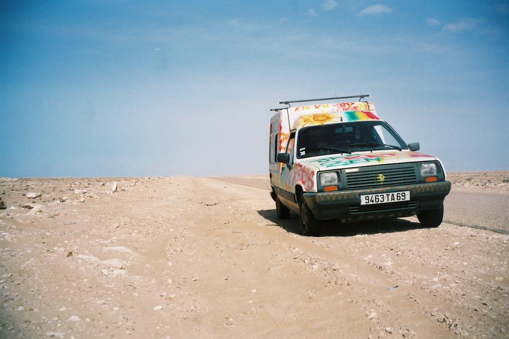 Dans le sud marocain