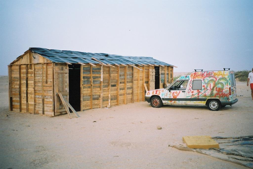 Notre hôtel du désert mauritanien