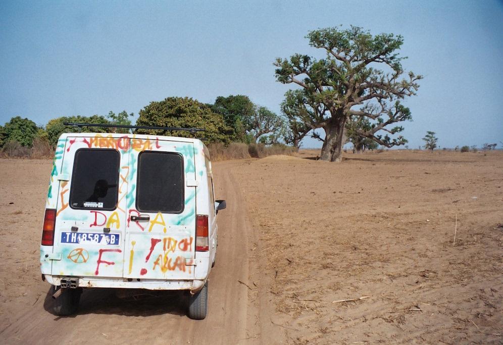 Dans la brousse vers Baboucar