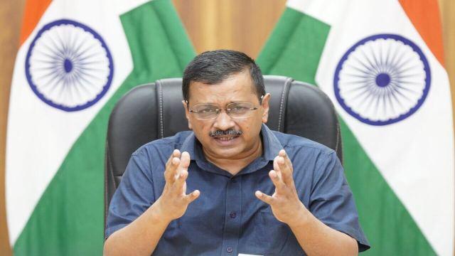 arvind kejriwal and delhi lockdown news