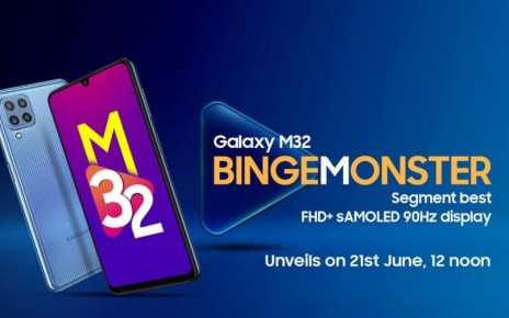 Samsung Galaxy M32 specifications, features, launch in india