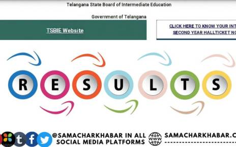 Tsbie.cgg.gov.in 2021 results, TS Inter Results 2021 2nd Year