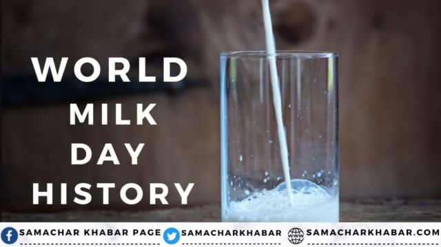 World Milk Day images photos History