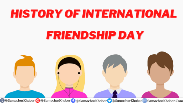 History of International Friendship Day