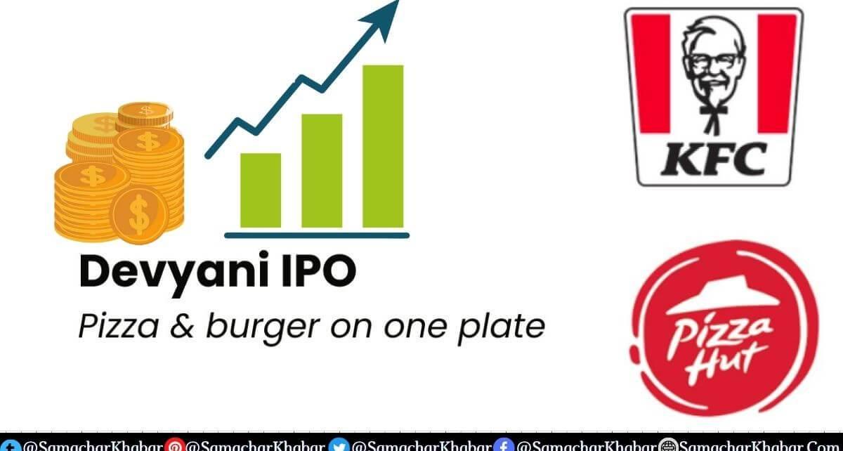 Devyani International IPO Details, Date, Share Price, Listing, lot size