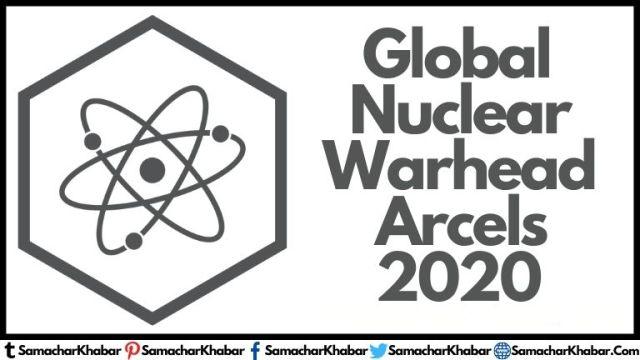 Global Nuclear Warhead Arcels-2021