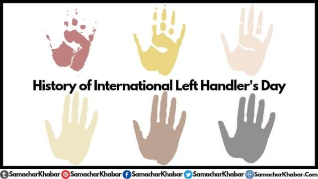 History of Left Handers Day