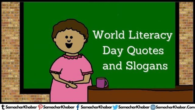 World Literacy Day Quotes and Slogans