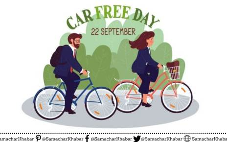 World Car Free Day 2021 History,Quotes,Media Coverage,Public Opinion