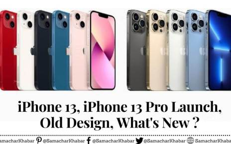 iPhone 13 and iPhone 13 Pro Launches in India