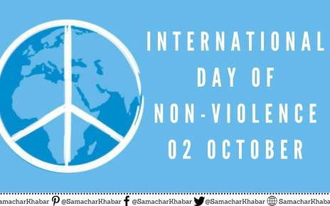 International Day of Non-Violence 2021