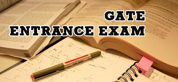 गेट परीक्षा 2018
