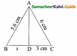 Samacheer Kalvi 10th Maths Guide Chapter 4 Geometry Additional Questions 35