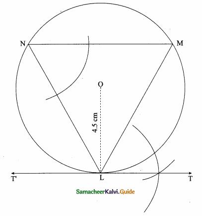 Samacheer Kalvi 10th Maths Guide Chapter 4 Geometry Ex 4.4 16