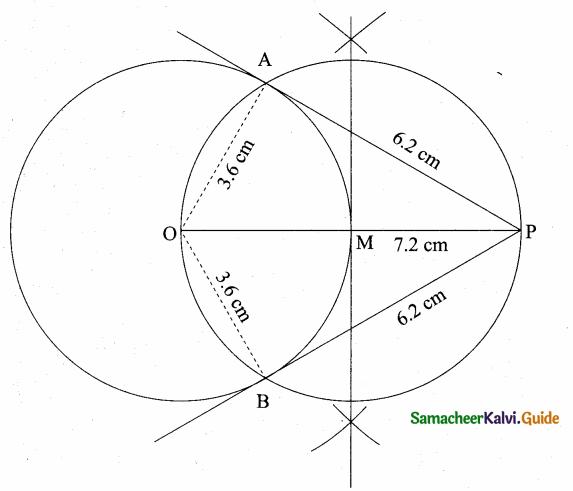 Samacheer Kalvi 10th Maths Guide Chapter 4 Geometry Ex 4.4 24