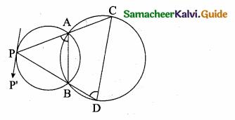 Samacheer Kalvi 10th Maths Guide Chapter 4 Geometry Unit Exercise 4 12