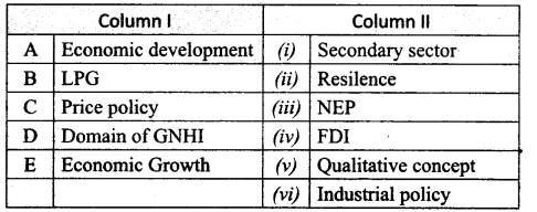Samacheer Kalvi 10th Social Science Guide Economics Chapter 1 Gross Domestic Product and its Growth an Introduction 7