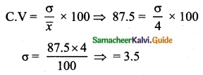Samacheer Kalvi 10th Maths Guide Chapter 8 Statistics and Probability Ex 8.5 Q8