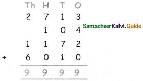 Samacheer Kalvi 4th Maths Guide Term 1 Chapter 2 Number Ex 2.6 9