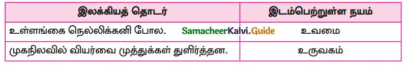 Samacheer Kalvi 10th Tamil Guide Chapter 1.4 உரைநடையின் அணிநலன்கள் - 3
