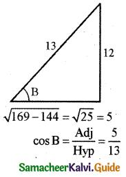 Samacheer Kalvi 11th Business Maths Guide Chapter 4 Trigonometry Ex 4.4 Q7.1
