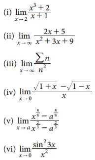 Samacheer Kalvi 11th Business Maths Guide Chapter 5 Differential Calculus Ex 5.2 Q11