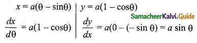 Samacheer Kalvi 11th Business Maths Guide Chapter 5 Differential Calculus Ex 5.8 Q1.3