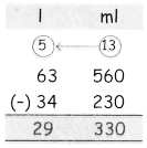 Samacheer Kalvi 4th Maths Guide Term 3 Chapter 3 Measurements Ex 3.3 12