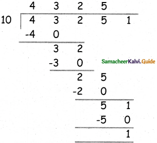 Samacheer Kalvi 5th Maths Guide Term 1 Chapter 2 Numbers Ex 2.8 4