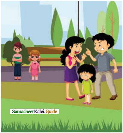 Samacheer Kalvi 10th English Guide Poem Chapter 2 The Grumble Family img 1