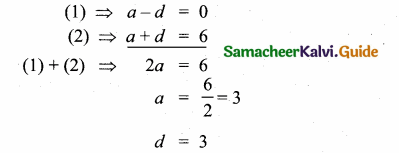 Samacheer Kalvi 10th Maths Guide Chapter 2 Numbers and Sequences Ex 2.5 1