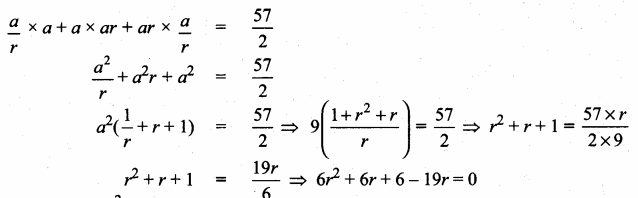 Samacheer Kalvi 10th Maths Guide Chapter 2 Numbers and Sequences Ex 2.7 12