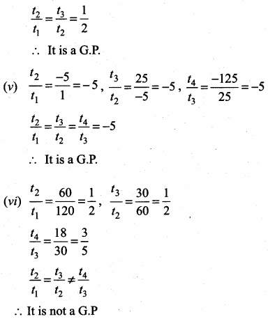Samacheer Kalvi 10th Maths Guide Chapter 2 Numbers and Sequences Ex 2.7 3