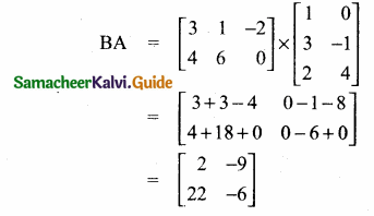 Samacheer Kalvi 10th Maths Guide Chapter 3 Algebra Additional Questions 27