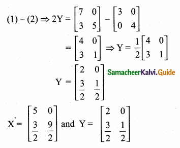 Samacheer Kalvi 10th Maths Guide Chapter 3 Algebra Ex 3.17 11