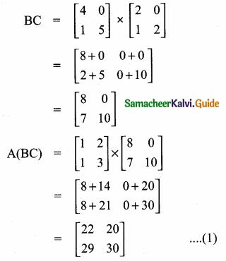 Samacheer Kalvi 10th Maths Guide Chapter 3 Algebra Ex 3.18 14