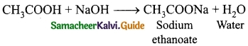 Samacheer Kalvi 10th Science Guide Chapter 11 Carbon and its Compounds 8