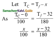Samacheer Kalvi 10th Science Guide Chapter 3 Thermal Physics 12