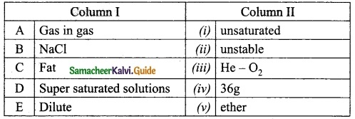 Samacheer Kalvi 10th Science Guide Chapter 9 Solutions 11