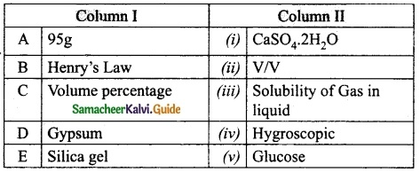 Samacheer Kalvi 10th Science Guide Chapter 9 Solutions 12