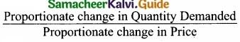 Samacheer Kalvi 11th Economics Guide Chapter 2 Consumption Analysis img 2
