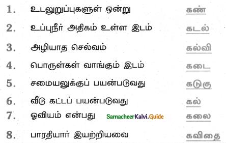 Samacheer Kalvi 5th Tamil Guide Chapter 5.4 இணைப்புச்சொற்கள் - 6