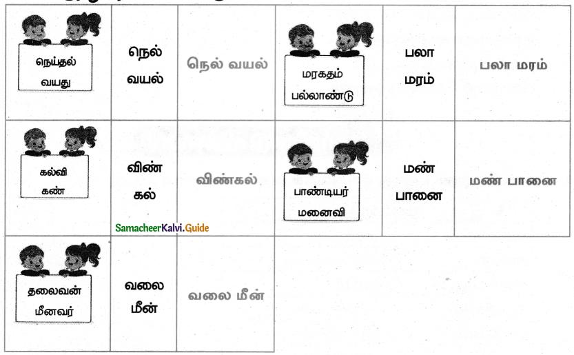 Samacheer Kalvi 5th Tamil Guide Chapter 8.4 மயங்கொலிச் சொற்கள் - 4