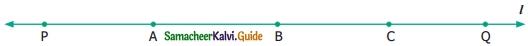 Samacheer Kalvi 6th Maths Guide Term 1 Chapter 4 Geometry Ex 4.1 1