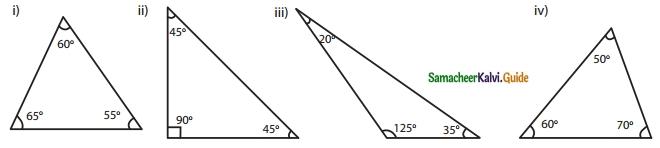 Samacheer Kalvi 6th Maths Guide Term 2 Chapter 4 Geometry Ex 4.1 4