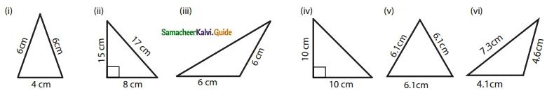 Samacheer Kalvi 6th Maths Guide Term 2 Chapter 4 Geometry Ex 4.1 5