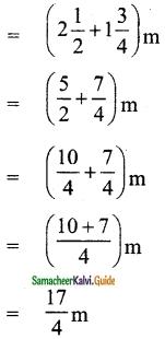 Samacheer Kalvi 6th Maths Guide Term 3 Chapter 1 Fractions Ex 1.2 1