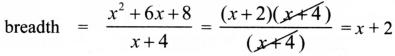 Samacheer Kalvi 8th Maths Guide Answers Chapter 3 Algebra Ex 3.5 8