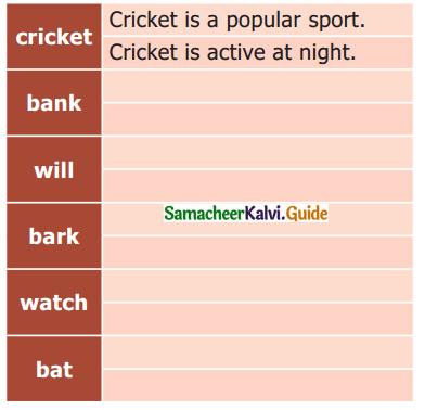 Samacheer Kalvi 9th English Guide Prose Chapter 1 Learning the Game